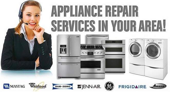 appliance repair in your area